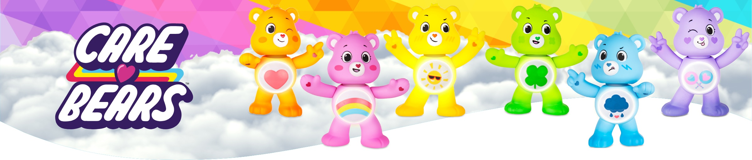 Care Bears | Collectible Figures | Basic Fun!