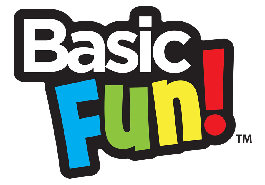 New company name, 'Basic Fun!'