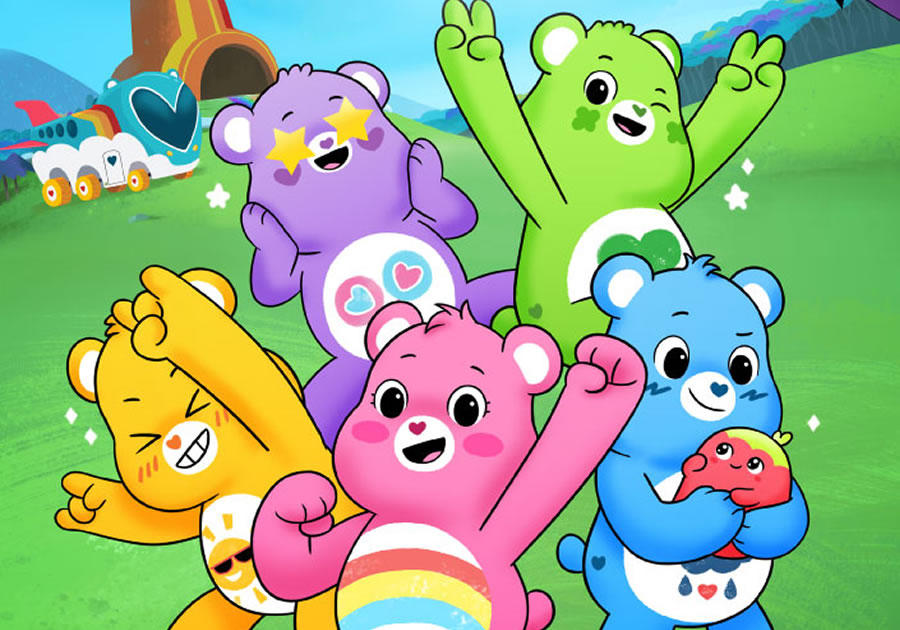Basic Fun! Signs Master Toy Licensing Deal for Care Bears