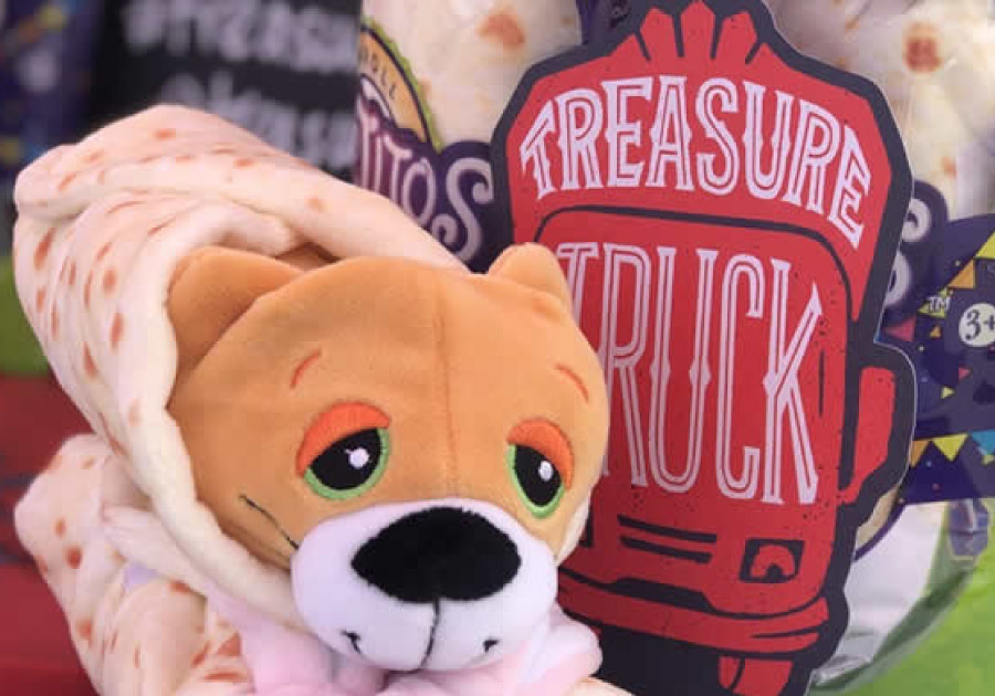 Cutetitos Among Best-selling Toys on Amazon Following First Ride on Amazon's Treasure Truck • April 18, 2019 | Basic Fun!