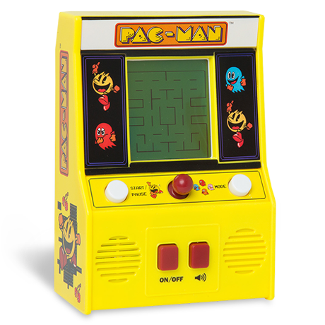 Arcade Classics - Pac-Man™ Retro Mini Arcade Game | Basic Fun!