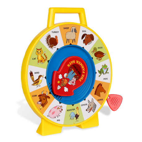 Fisher Price Toys Basic Fun
