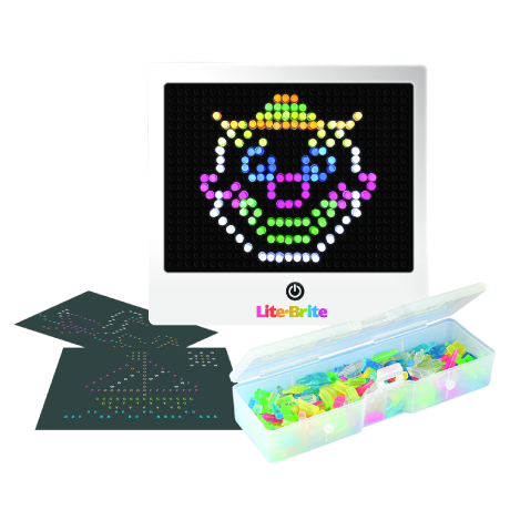 Lite • Brite | Retro Deluxe | Basic Fun!