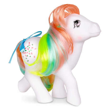 My Little Pony Classic | Rainbow Collection Series 2 | Confetti | Basic Fun!