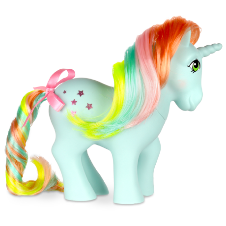 My Little Pony Classic | Rainbow Collection Series 2 | Starflower| Basic Fun!