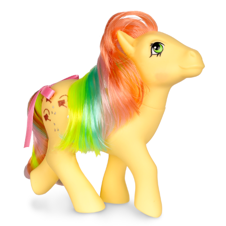 My Little Pony Classic | Rainbow Collection Series 2 | Trickles | Basic Fun!