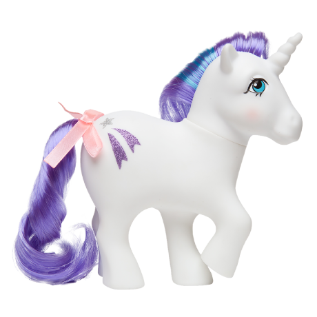 My Little Pony Classic | Unicorn & Pegasus Collection | Glory | Basic Fun!
