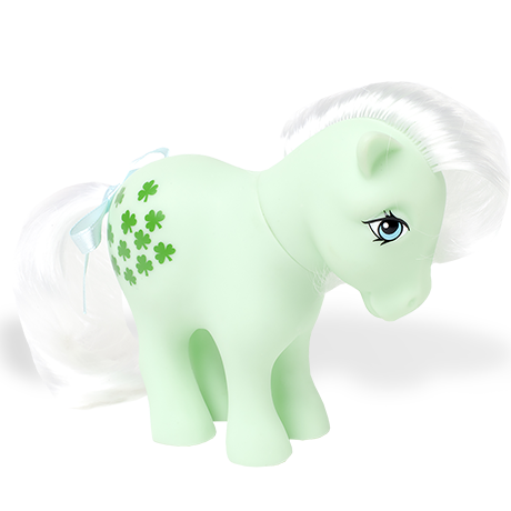 My Little Pony Classic | 35th Anniversary Classic Collection | Minty | Basic Fun!