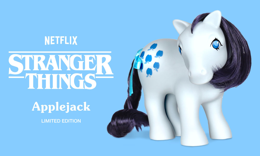 My Little Pony | Stranger Things | Limited Edition | Applejack