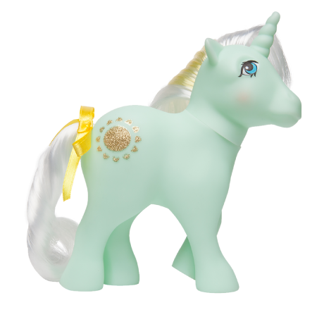 My Little Pony Classic | Unicorn & Pegasus Collection | Sunbeam | Basic Fun!