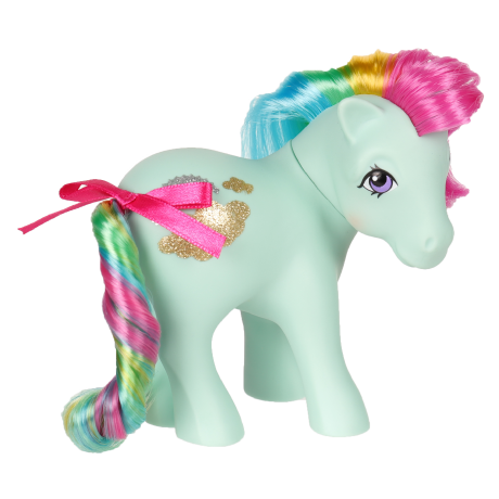 My Little Pony Classic | Rainbow Collection Series 1 | Sunlight | Basic Fun!