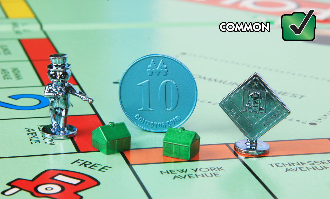 Monopoly Surprise | Common Tokens | Basic Fun!