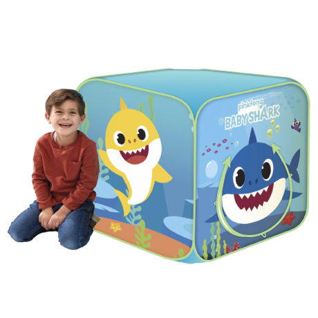 Playhut | Pinkfong Baby Shark Classic Cube | Basic Fun!