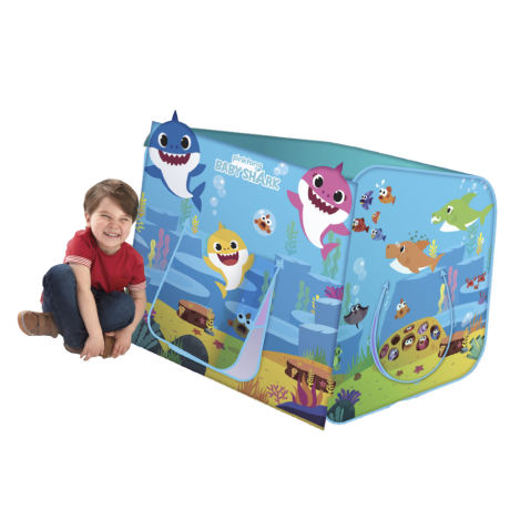 Playhut | Pinkfong Baby Shark Hide N Play | Basic Fun!