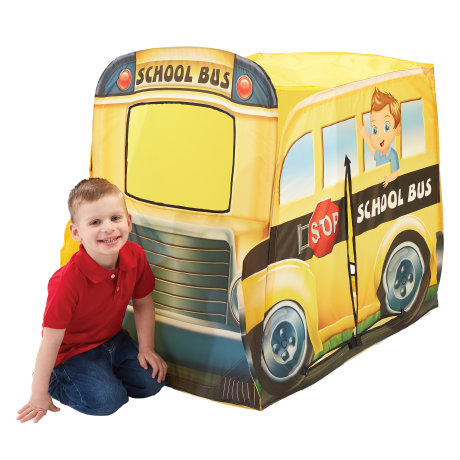 Playhut | School Bus Vehicle | Basic Fun!