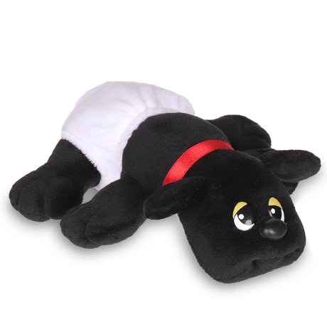 Pound Puppies | Newborns | Black | Basic Fun!