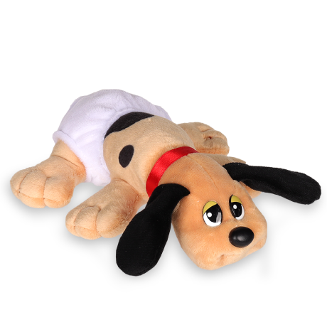 Pound Puppies | Newborns | Light Brown | Basic Fun!